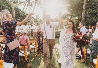 Tying the Knot in Bali