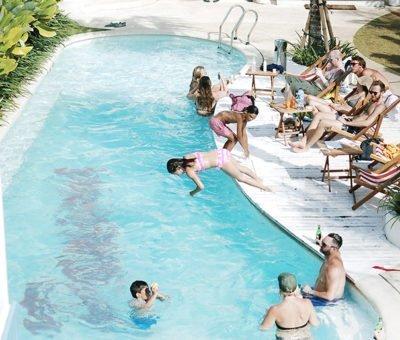 Summer Holiday Vibe at Panama Kitchen & Pool