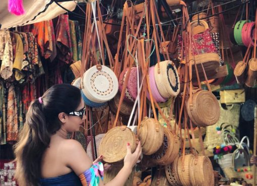 Shopping in ubud - insight bali