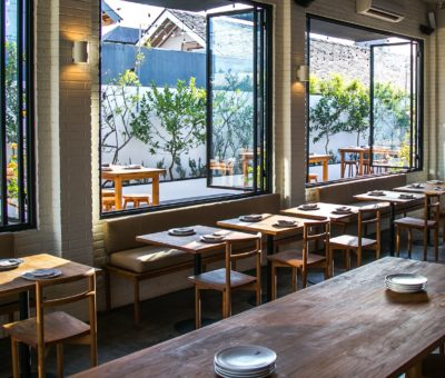 Mason Takes a Hands-On Approach to Canggu's Culinary Fans