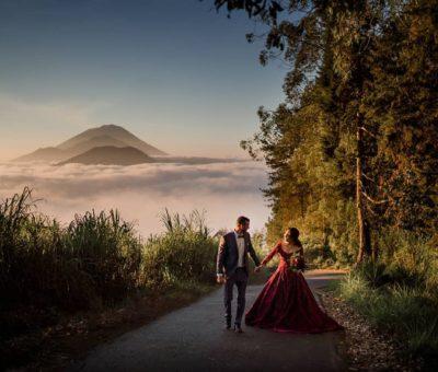 Honeymoons Island Hopping – Wedding in Bali