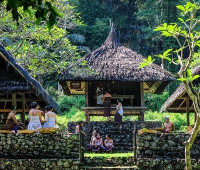 Step Into the Island's Humble Era at Tenganan Pengringsingan Village