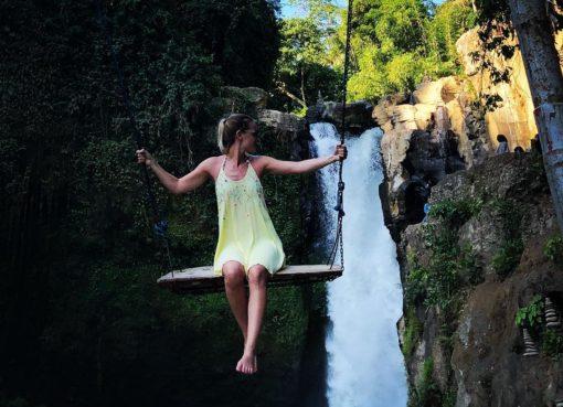 Tegenungan Waterfall - insight bali