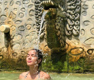 Travelling North: Banjar Hot Springs