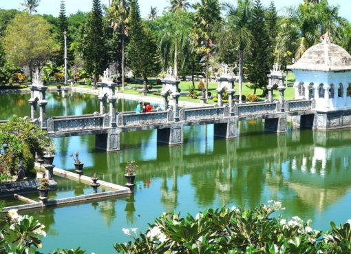 3 Interesting Facts About Ujung Water Palace