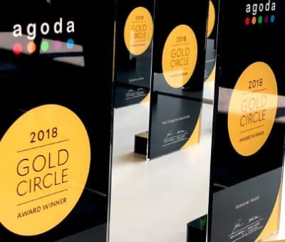 Bali Reached at the Highest Number of Agoda Gold Circle Winners 2018