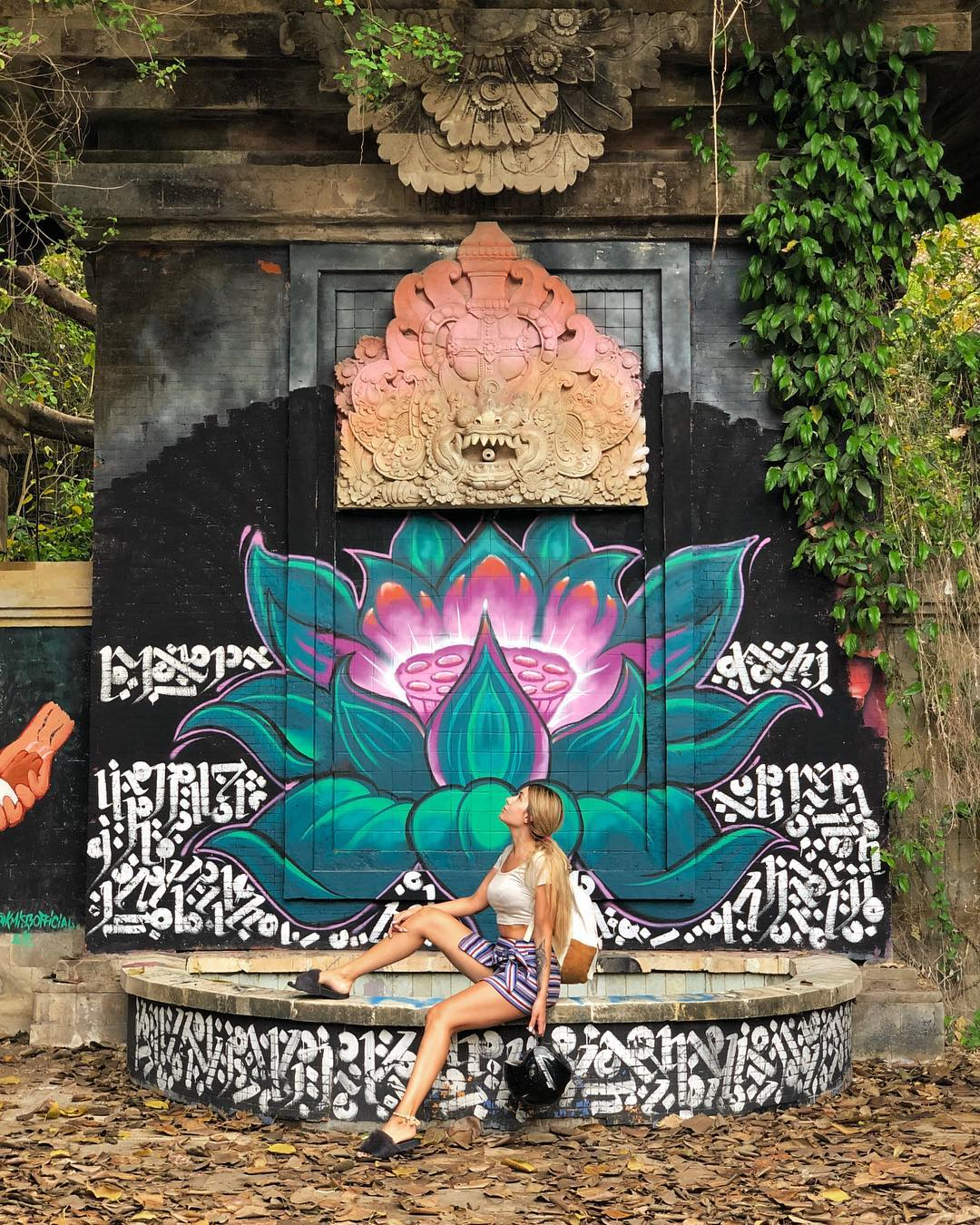 Taman festival sanur - insight bali
