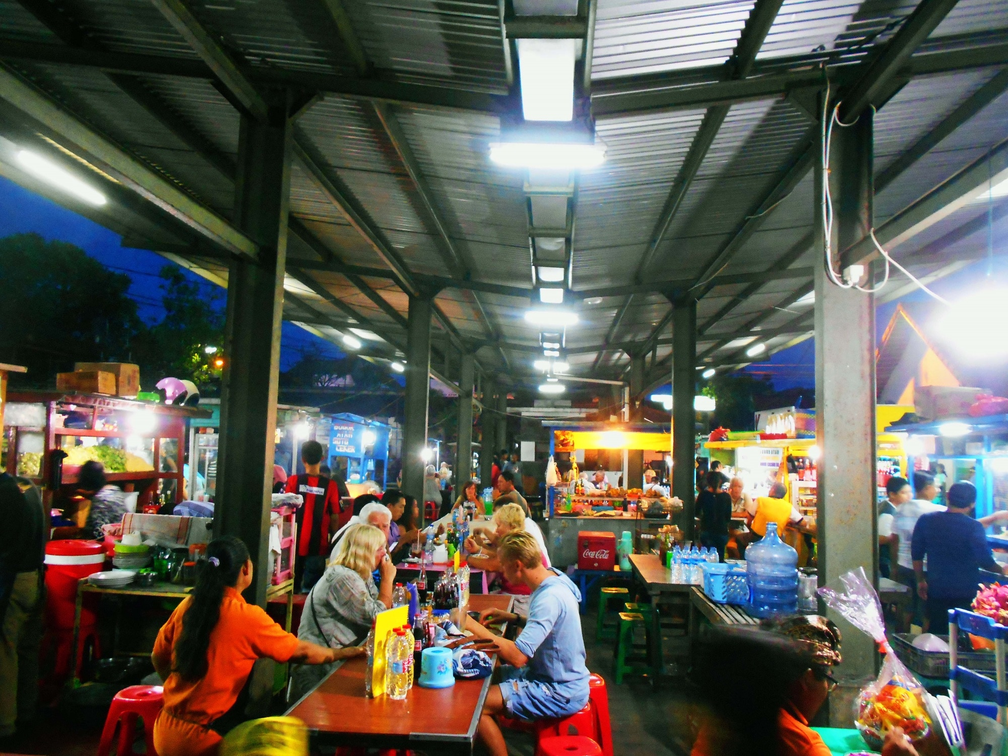 Sanur Night Market - insight bali