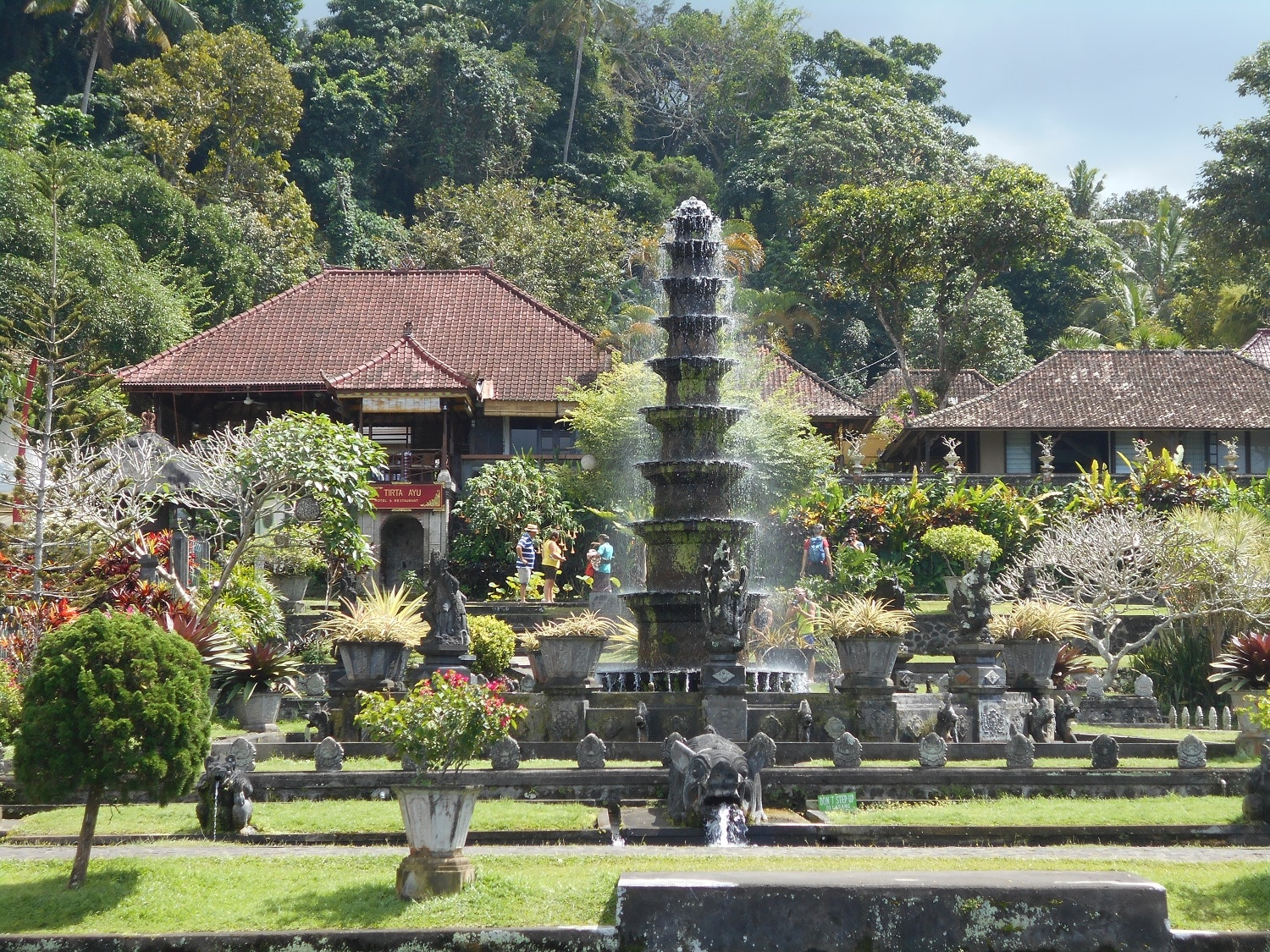 Tirtagangga Water Palace - insight bali
