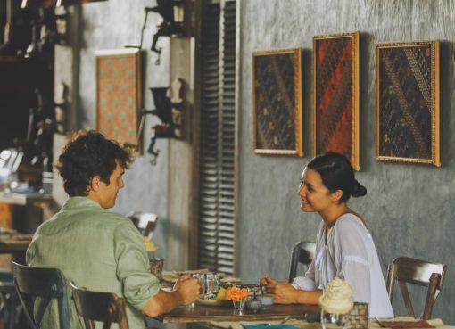 Petani restaurant ubud - insight bali