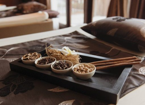 Hot Sands Detox at Sakanti spa