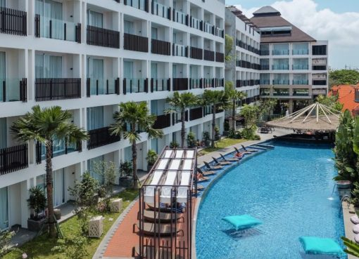 Fairfield by Marriott Bali Legian - insight bali