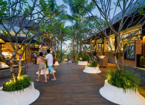 Samasta Lifestyle Village - insight bali