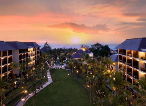 The ANVAYA Beach Resort Bali - insight bali