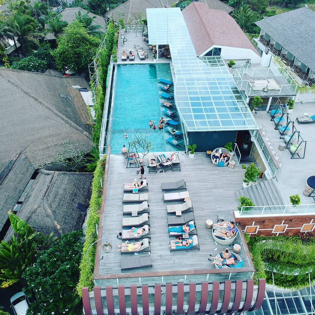 UpZcale Sky Dining & Bar - insight bali