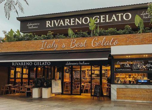 RivaReno Gelato Bali - insight bali