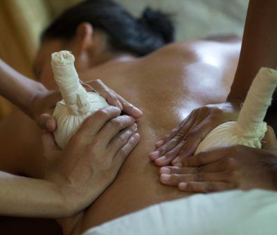 Herbal Compress Massage at DaLa Spa