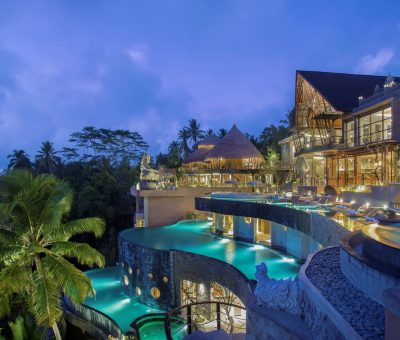 Kayon Jungle Resort: Ubud Escape at the Hillside Jungle Resort