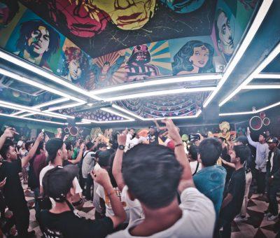 INKK Brings Hip-Hop Culture to Legian's Nightlife