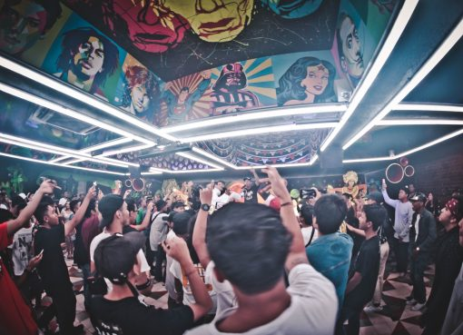 INKK Brings Hip-Hop Culture to Legian's Nightlife