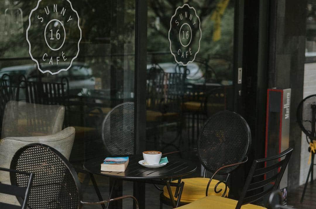 sunny 16 cafe - insight bali