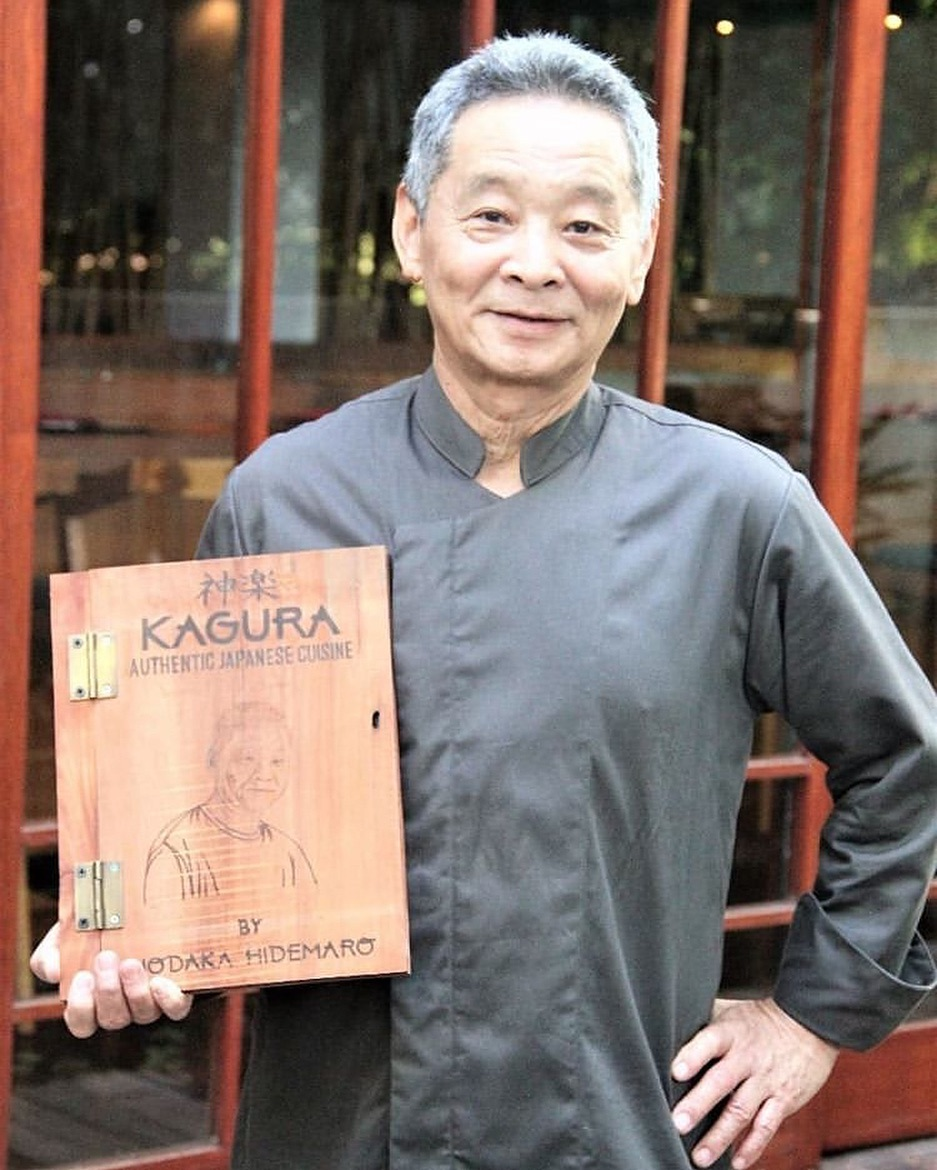 Kagura Authentic Japanese Cuisine - insight bali