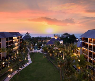Top 10 Recommended Beachfront Hotels in Bali