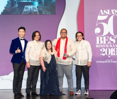 Ubud Food Festival Chefs Shine at Asia's 50 Best Restaurants 2019