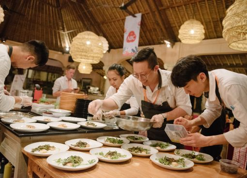 Ubud Food Festival 2019 : Spice Up the World