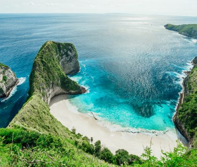 Bali's Beaches as The Best Around The Asia