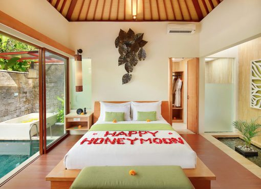 Ini Vie Villa, Luxury Romantic One Bedroom Private Villa