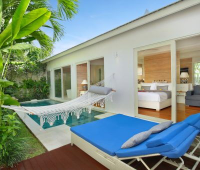 Feel A Romantic Experience in Aleva Villa