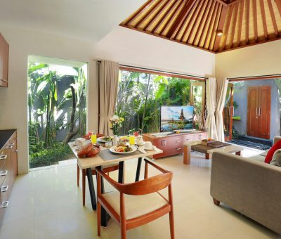 A Romantic and Intimate Experience in Legian Kriyamaha Villa