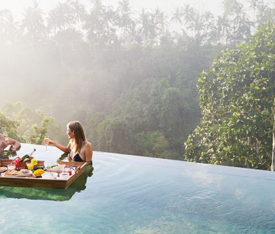 Top 5 Villas with Floating Breakfast that Gone Viral
