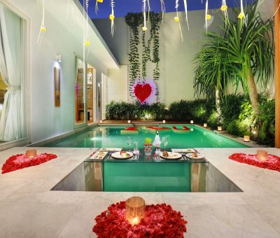 Sana Vie Villa, Contemporary Romantic Villa