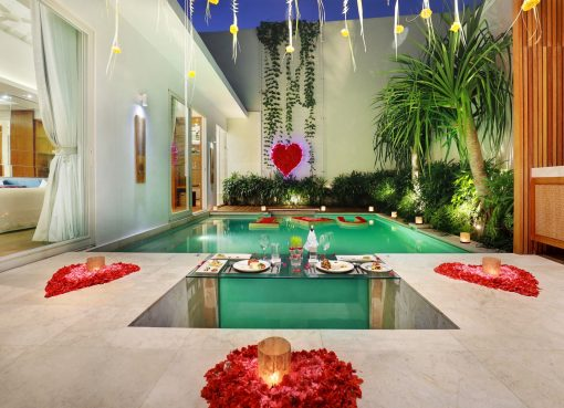 Sana Vie Villa, Contemporary Romantic Villa