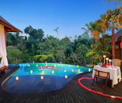 Four Reasons to Stay in Romantic Villa, Aksari Resort Ubud