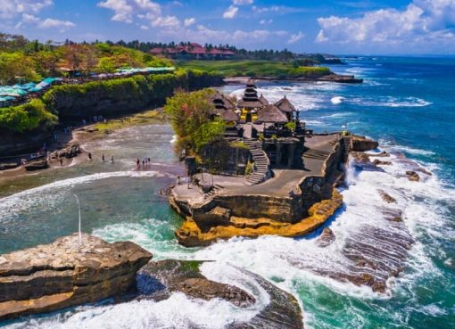 Tanah Lot, Scenic Sea Temple
