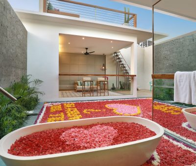 A Honeymoon Bliss in Seminyak, Ayona Villa