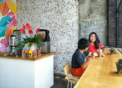 Experiences Delicious Chocolate in Krakakoa Seminyak