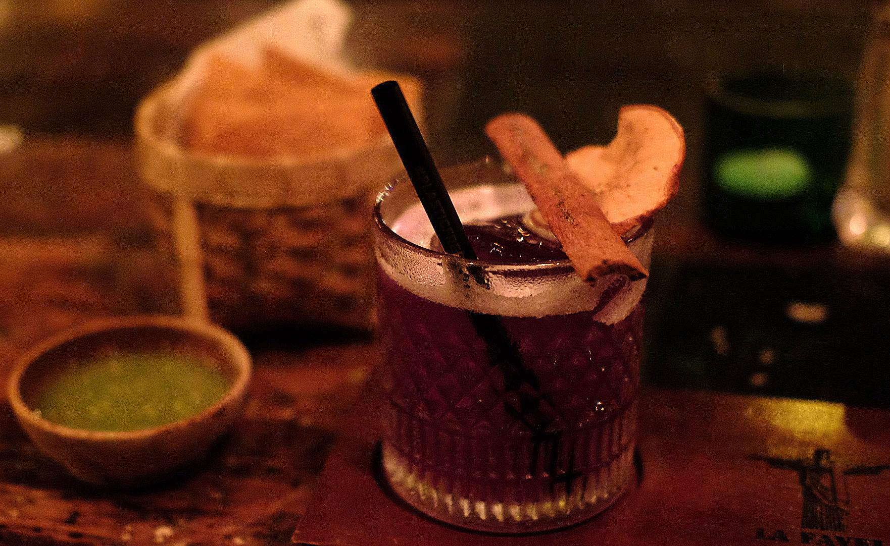 cocktails La Favela