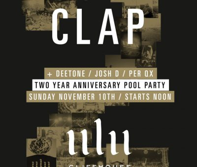Pool Party at Ulu Cliffhouse's 2nd Anniversary