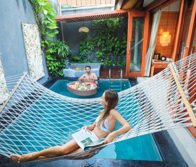 Voucher Stay at Legian Kriyamaha Villa